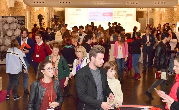 Primera sesión de las VII Jornadas Futuro en Español