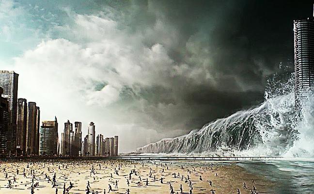 Gerard Butler intenta salvar la Tierra del Apocalipsis