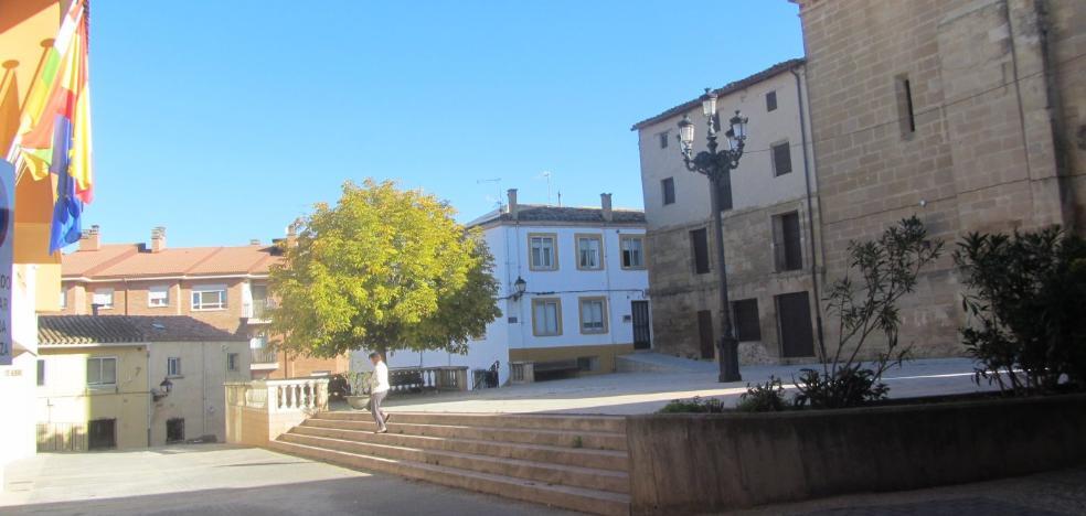 Alberite acondicionará y ampliará los accesos a su nueva casa consistorial