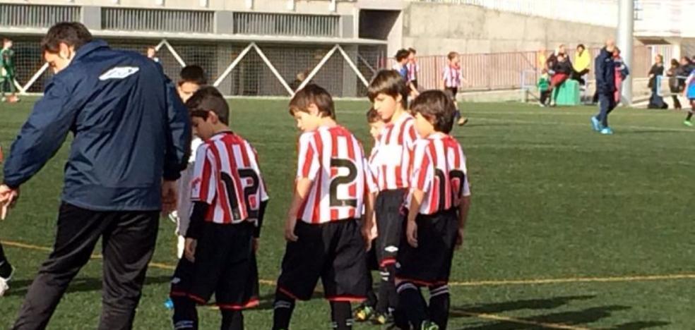 El Athletic confirma que los niños riojanos no pueden acudir a Oyón