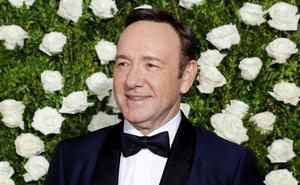 Kevin Spacey se disculpa tras ser acusado de acoso sexual a un menor
