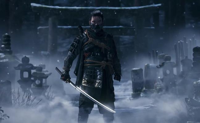 Samurais e infectados, la apuesta de Sony en París