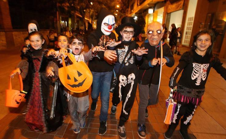 Disfraces para celebrar Halloween en Logroño