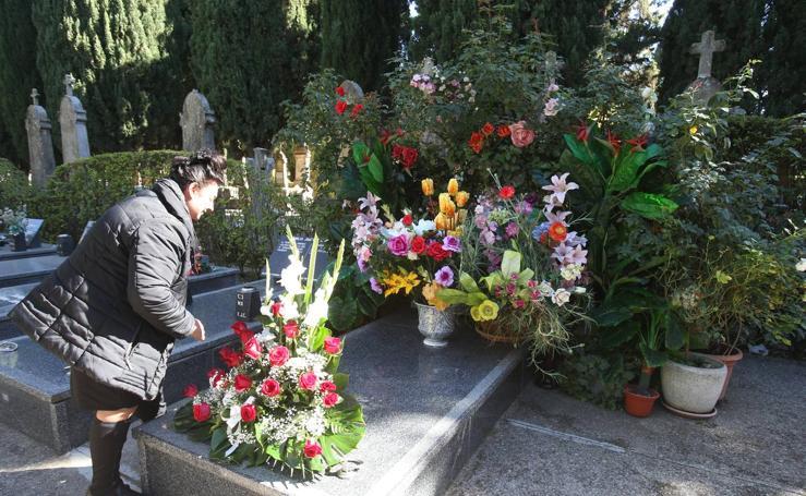 El cementerio de Logroño se prepara para celebrar Todos los Santos