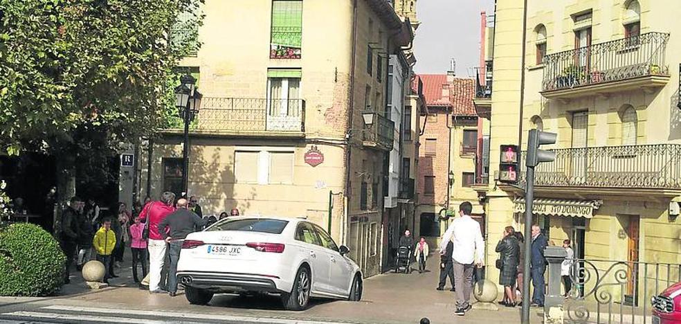 El GPS engaña en Santo Domingo