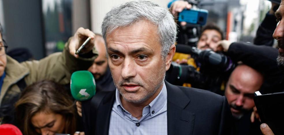 Mourinho: «Me fui de España con la convicción de que mi situación tributaria era legal»