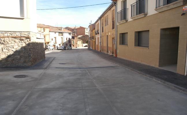Finalizadas las obras de Cabretón, Valverde y Rincón de Olivedo