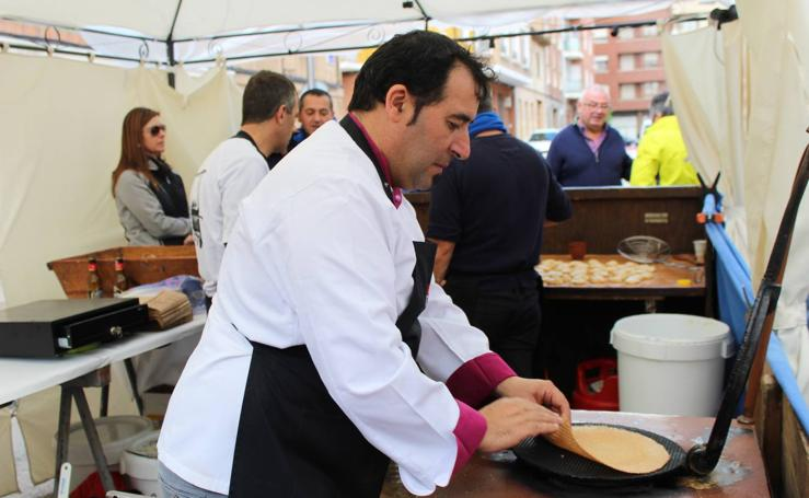 Feria de la Golmajería en Calahorra