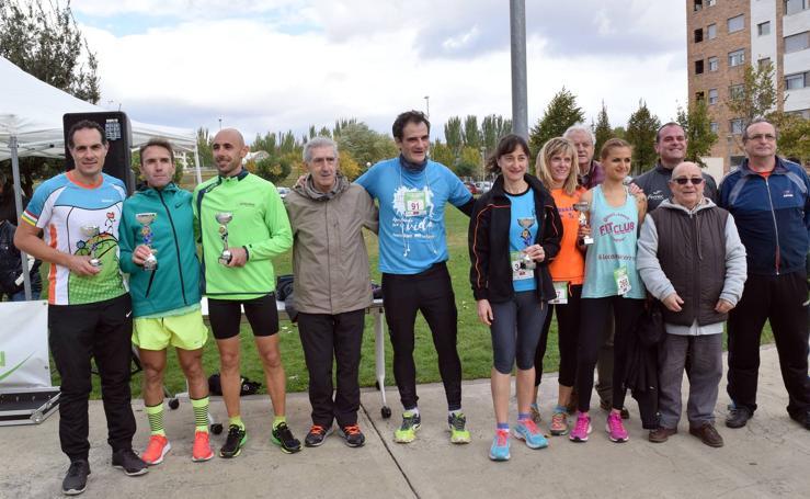 Carrera de la Integración en Logroño a favor de Proyecto Hombre