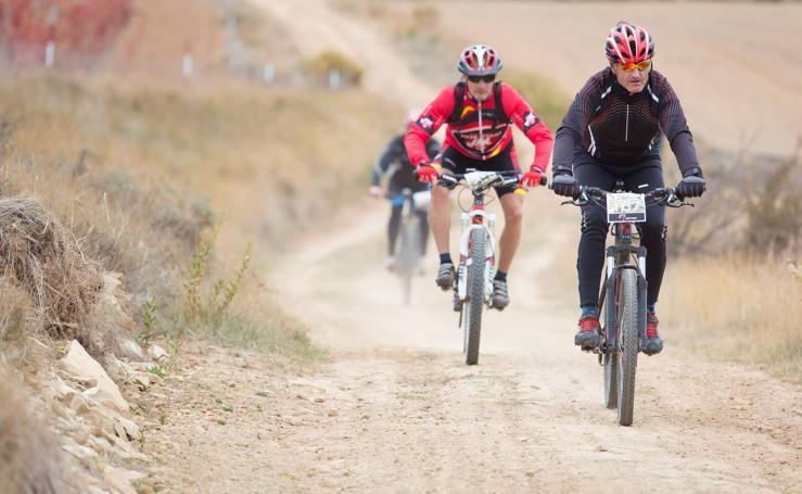 XXVIII Ruta del Mantible en bicicleta