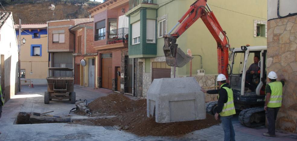 MEJORA DE LA RED DE IBERDROLA EN CERVERA