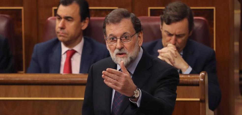 Rajoy reclama una «participación masiva» en las elecciones de Cataluña