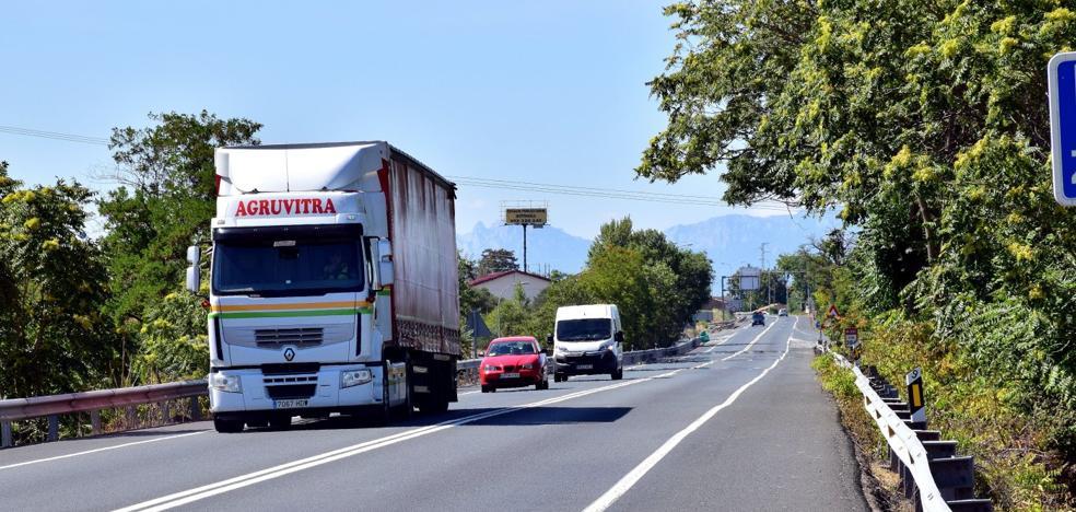 Fomento prohibió adelantar en la 232 por detectar velocidades excesivas