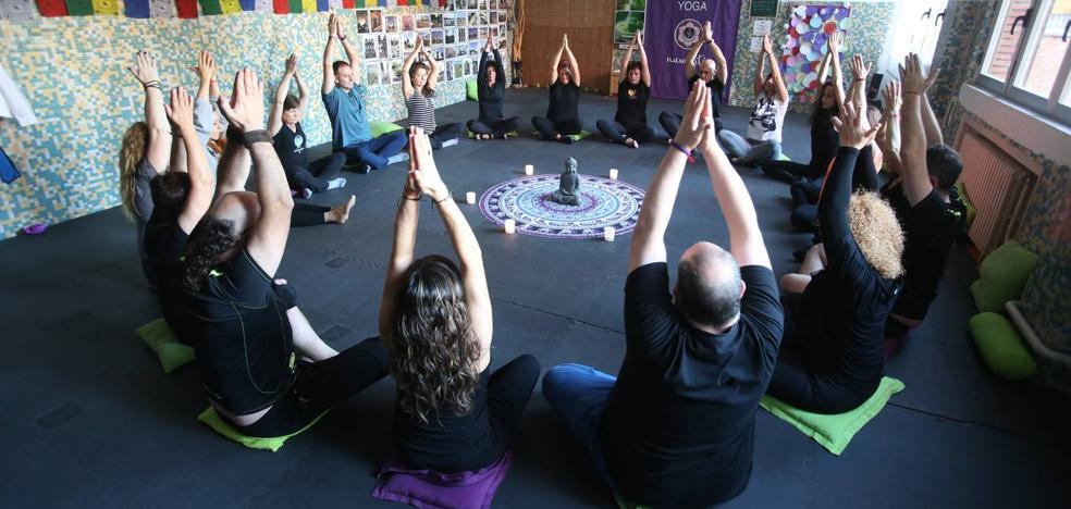 El boom del yoga se consolida