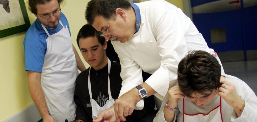 Fallece el cocinero Paco Carretero, campeón del mundo de helados en 2007