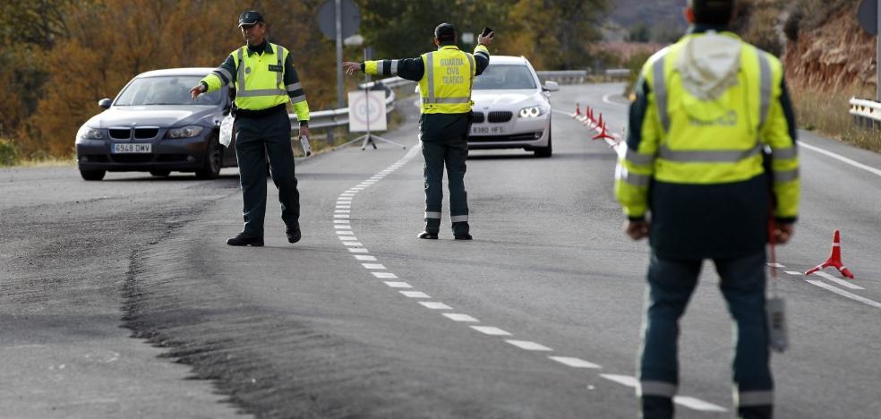 Ocho reclusos cumplen en Logroño penas por infracciones de tráfico