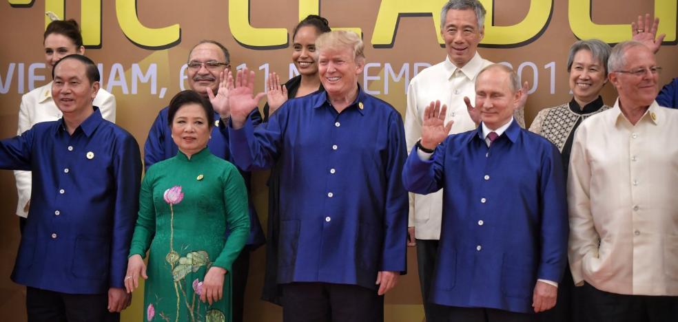 Trump anuncia más proteccionismo