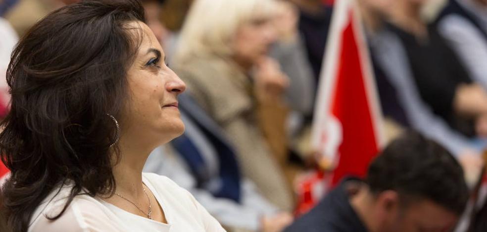 Concha Andreu formará parte de la Comisión Federal de Listas del PSOE
