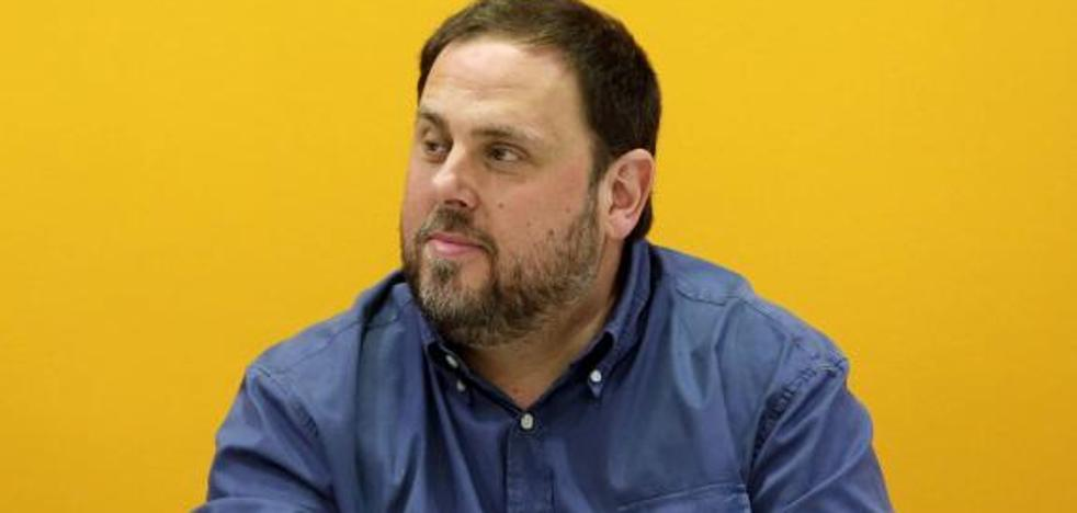 Junqueras liderará la lista de ERC que incluye a todos sus exconsejeros encarcelados