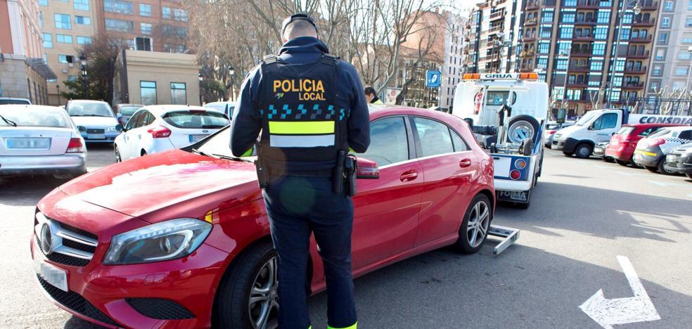 Logroño es la décima capital española con el servicio de grúa más caro, según la OCU