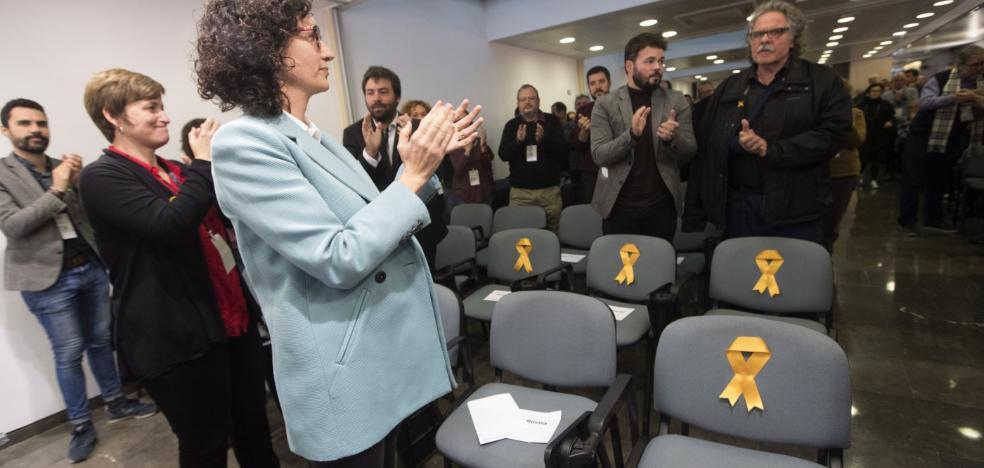 Esquerra cierra la puerta a la lista unitaria de Puigdemont