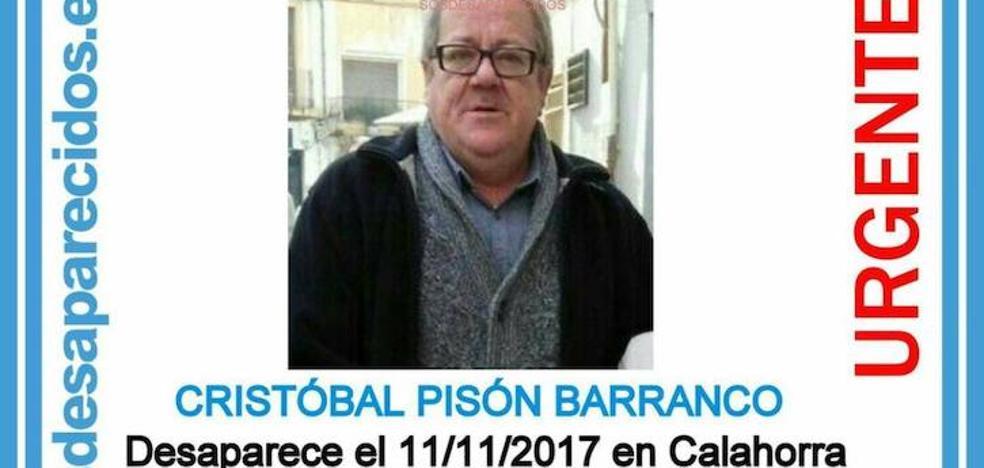 Sin noticias del hombre desaparecido en Calahorra