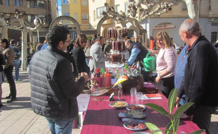 Ferias de San Martín en Entrena