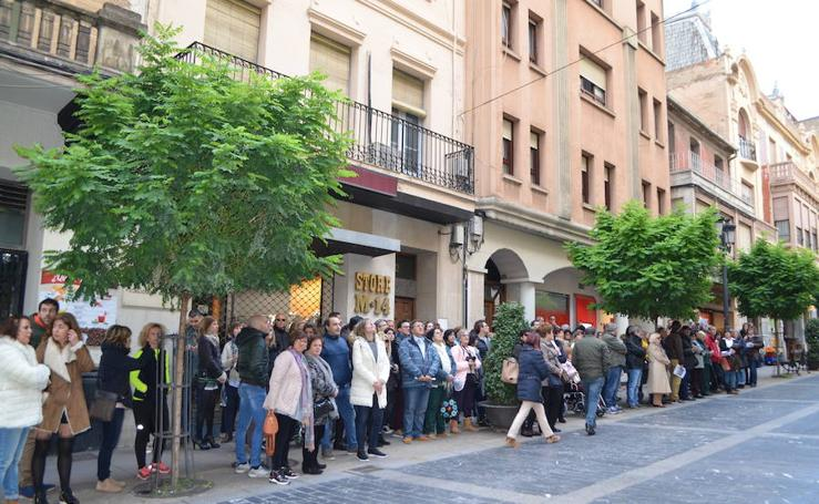 Paseo modernista por las fachadas de Calahorra