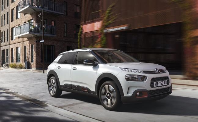 Citroën renueva su C4 Cactus