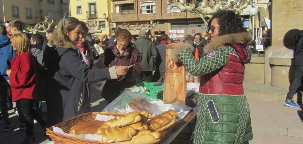 Entrena da a conocer sus productos en la Feria de San Martín