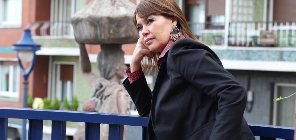Mabel Lozano está hoy en los Cines Moderno