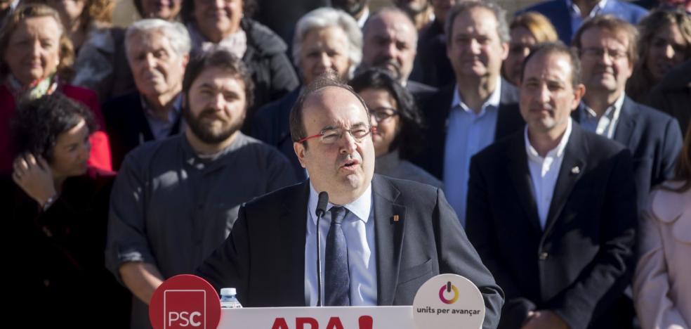 Ada Colau rompe con el PSC y aleja un futuro pacto de izquierdas catalanas