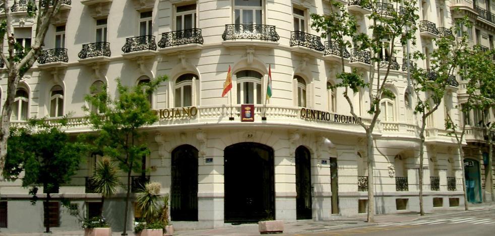 Amancio Ortega intentó comprar la sede del Centro Riojano de Madrid