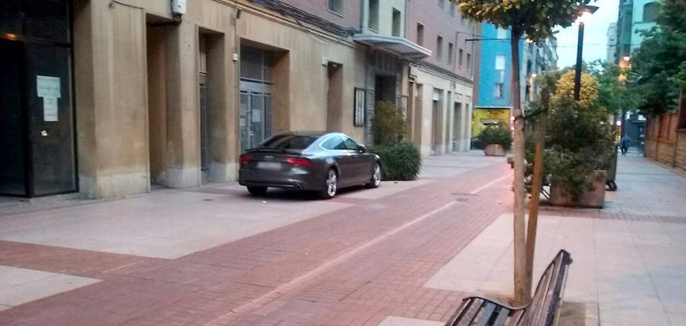 La Guindilla: en la peatonal, «más de una hora»