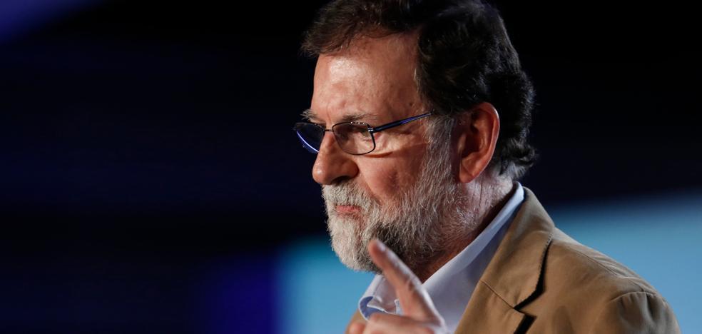 Rajoy: «La gente en Cataluña ha visto que los separatistas no pueden cumplir sus promesas»