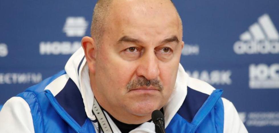 Cherchésov: «Un equipo como España no puede depender de un solo jugador»