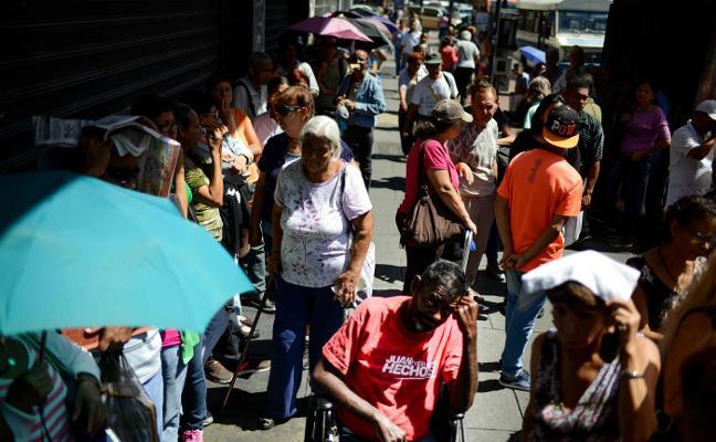 Venezuela, al borde de la quiebra