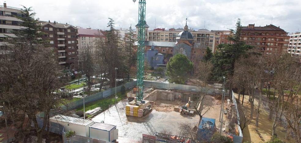 El PR+ propone «más zonas verdes» para el Parque Gallarza en el espacio de la Casa del Cuento