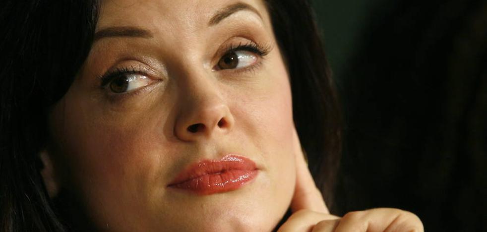 La actriz Rose McGowan, arrestada cerca de Washington por posesión de drogas