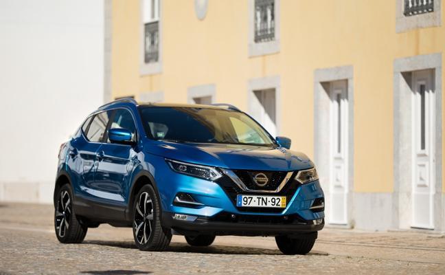 Nissan lidera el segmento «crossover»