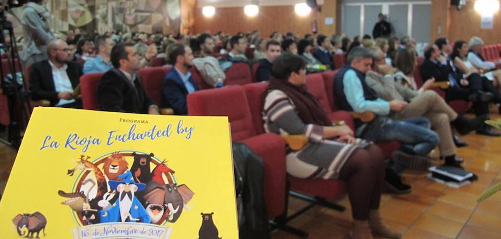 Galiana valora la participación riojana en un videojuego para aprender idiomas