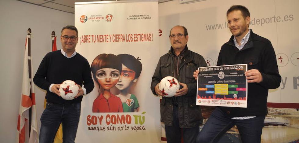 Ocho equipos participarán este domingo en el 'V Desafío por la Integración' de fútbol sala