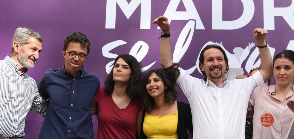 Anticapitalistas presentará su propia candidatura para liderar Podemos Madrid