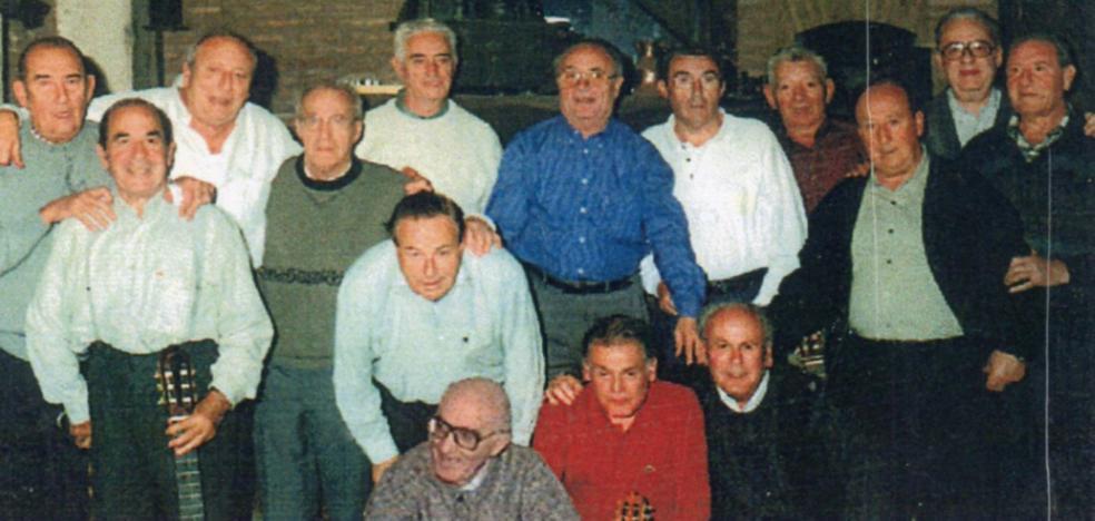 La Retina: Rondalla de Logroño en 1998