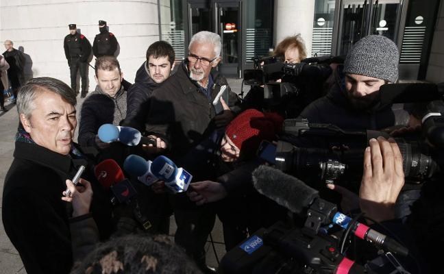 El tribunal decide que el juicio a 'la manada' se clausure con sesiones públicas