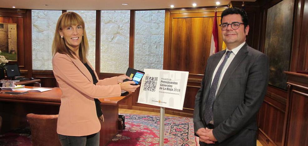 Ceniceros replica al PSOE que el Gobierno «cumple puntual» con los presupuestos