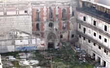 La rehabilitación del frontón 'Beti Jai' recuperará un gran edificio del XIX en el centro de Madrid
