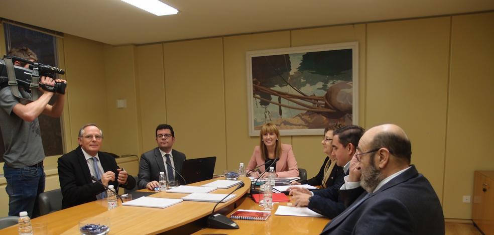 Admitidos a trámite los Presupuestos de La Rioja para el 2018, con el apoyo PP y Cs y en contra PSOE