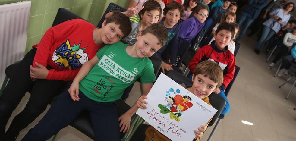 El Gobierno riojano encuestará a los niños para conocer su opinión y necesidades