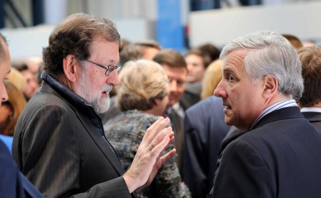 Rajoy niega que se amenazara a la Generalitat: «Es una enorme mentira»